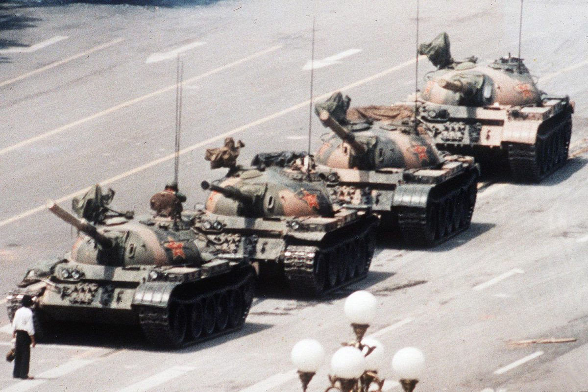 Tiananmen At Thirty Looks A Lot Like Tiananmen At Twenty